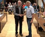 Ribbesbüttel: Hans-Werner Buske ist der neue Bürgermeister