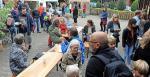 """Hoffest bei """"Stark für Tiere"""": Besucher lernen das zahnlose Kaninchen Muckelchen kennen"""