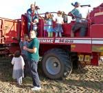 Das ganze Dorf feiert: Ribbesbüttels zweites Kartoffelfest ist ein Erfolg